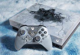 Primer unboxing de Xbox One X - Edición Limitada Gears 5