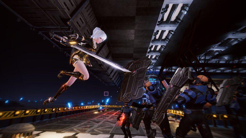 Así es Initial2: New Stage, un Hack & Slash japonés exclusivo en Xbox