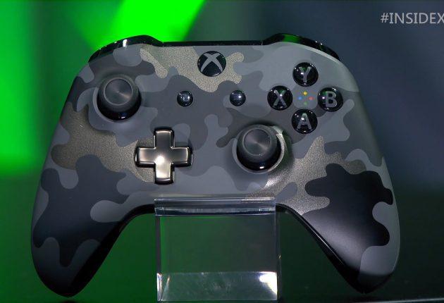 [GAMESCOM 2019] Presentados dos nuevos mandos para Xbox: Night Ops Camo y Sport Blue - Este Inside Xbox nos ha traído su parte de nuevos accesorios. Estos son los nuevos mandos Night Ops Camo y Sport Blue.