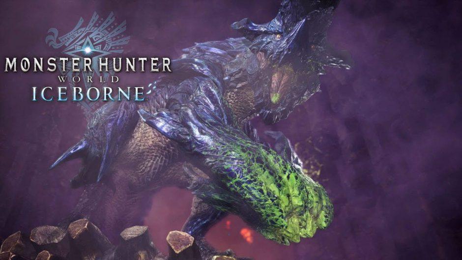 El brutal Brachydios llega a Monster Hunter World: Iceborne