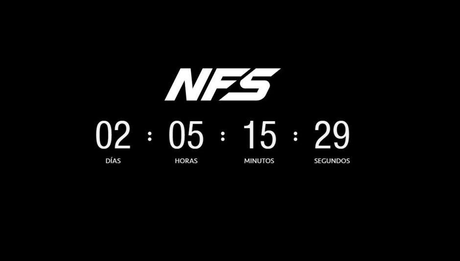 El nuevo Need For Speed se revelará este próximo 14 de agosto