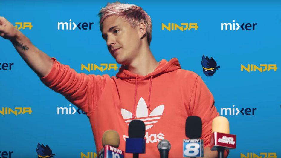 Mixer estaría pagando entre 20 y 30 millones de dólares a Ninja