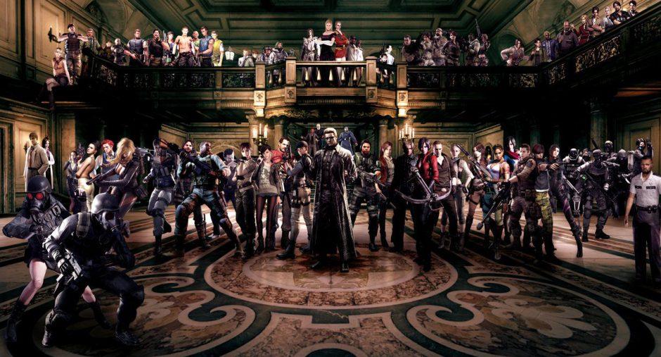 La saga Resident Evil ya ha vendido 100 millones de copias