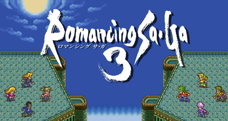Nuevo vídeo de Romancing SaGa 3 Remastered