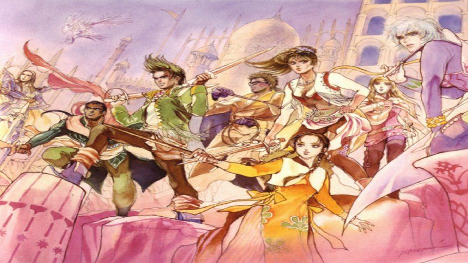 Romancing SaGa 3 llegará el 11 de noviembre a Xbox One