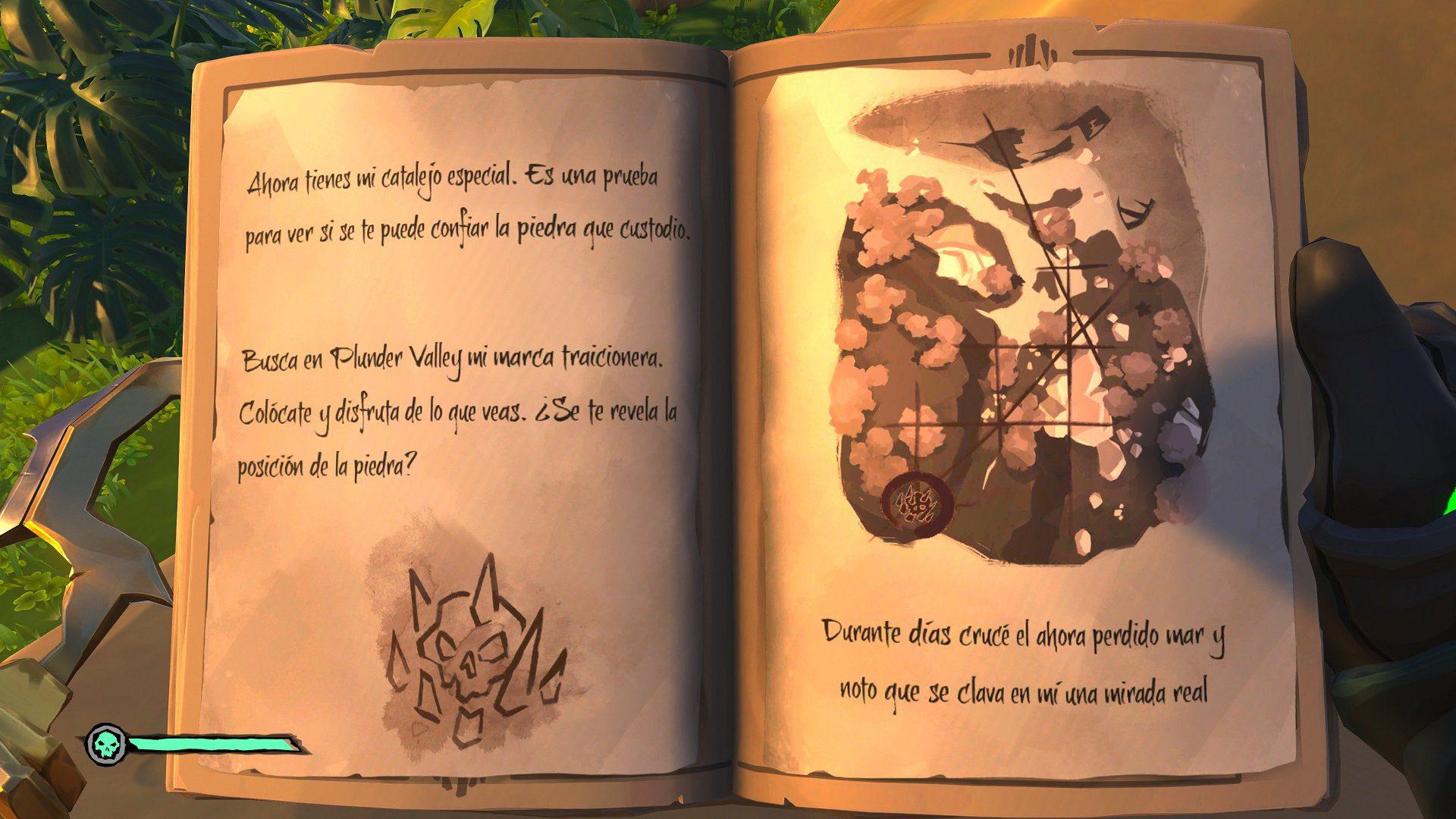 Sea of Thieves Tall Tales El Arte de la Embaucadora