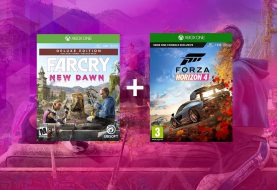 Sorteamos este pack de juegos para Xbox (Far Cry New Dawn + Forza Horizon 4)