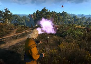 Brutales hechizos con este mod para The Witcher 3