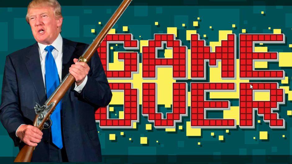 La ESA refuta a Donald Trump tras su declaración de acoso a los videojuegos