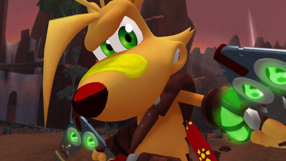 El remaster de Ty The Tasmanian Tiger llegará a Xbox One este año