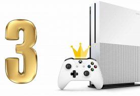 Xbox One S cumple 3 años en el mercado