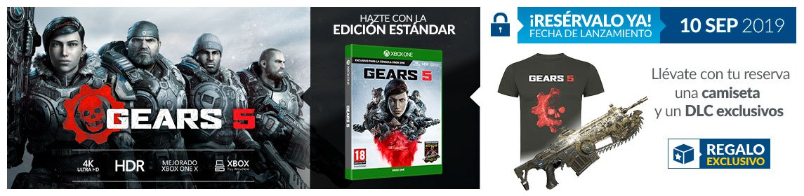 Gears 5 GAME
