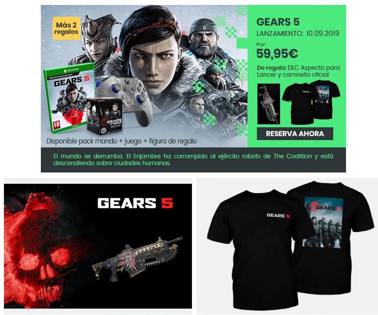 Gears 5 Xtralife