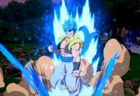 Gogeta destroza a sus rivales en el nuevo vídeo de Dragon Ball FighterZ