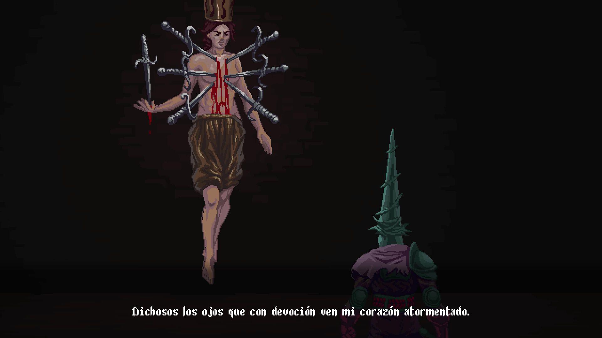 Análisis de Blasphemous - Analizamos Blasphemous, un exigente Metroidvania que explota los mitos y el folclore andaluces, así como la pintura romántica y arquitectura sacra.