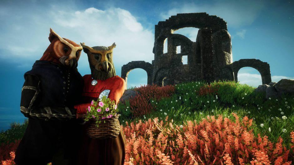 La pacífica aventura Eastshade llega a Xbox One en octubre