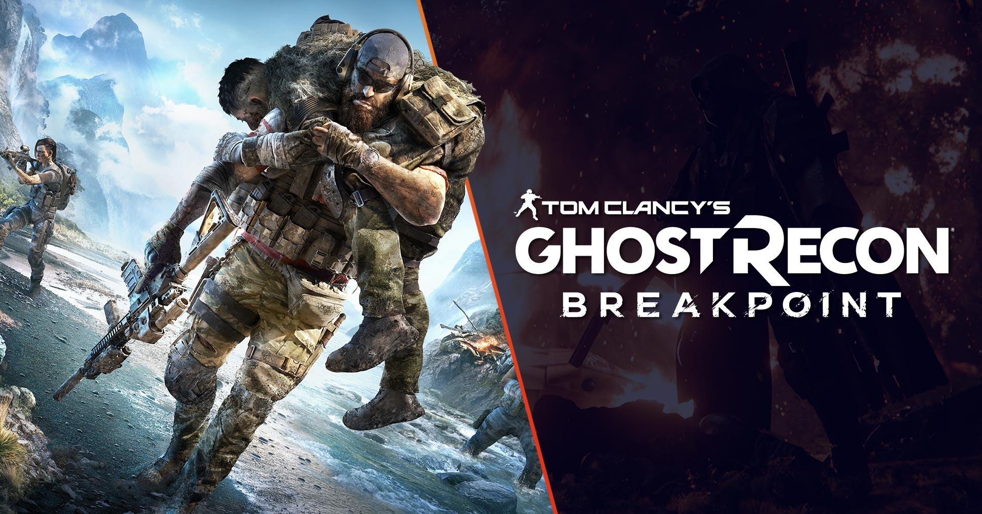 Resultado de imagen para ghost recon breakpoint