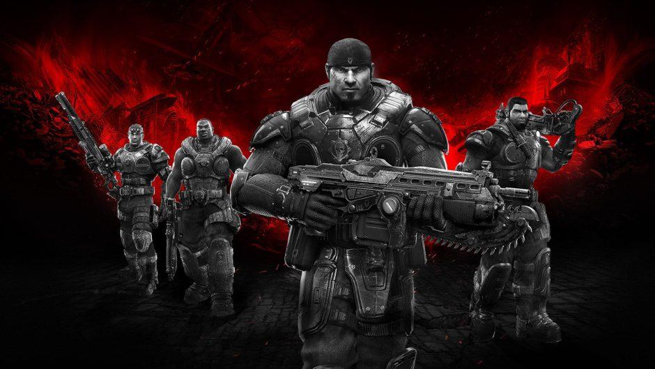 Imaginan como serían los personajes de Gears of War en una serie de animación