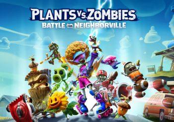 ¡Boom! Disponible desde hoy Plants vs. Zombies: La Batalla de Neighborville