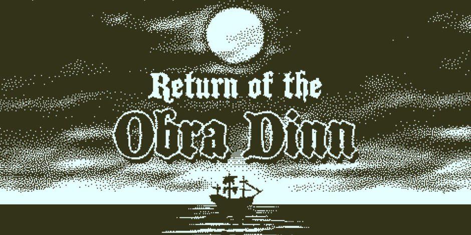 Return of the Obra Dinn llegará a Xbox One el 18 de octubre