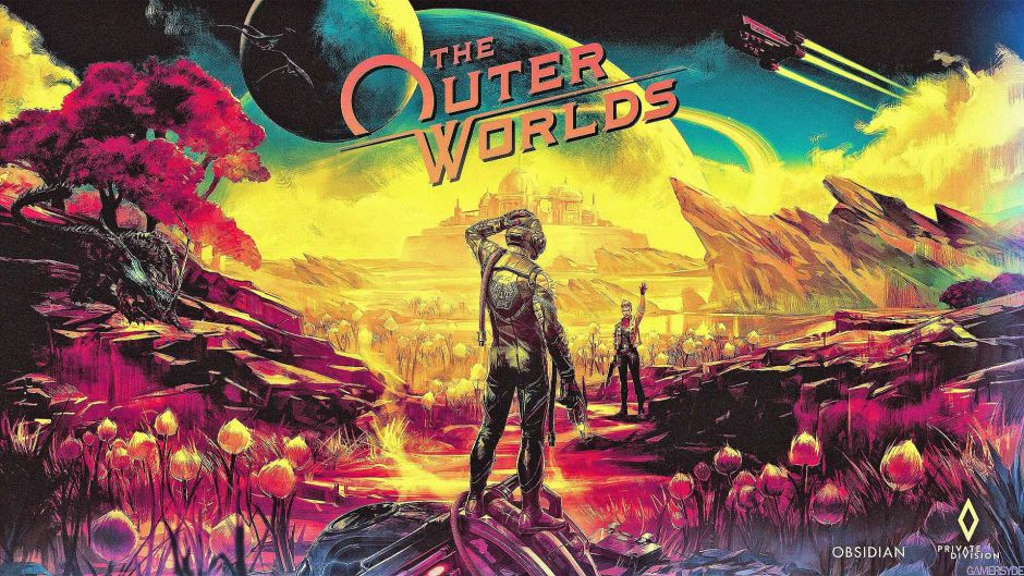 15 minutazos de gameplay de The Outer Worlds nos llegan desde el Tokio Game Show