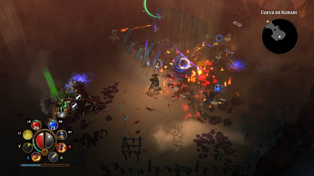 Análisis de Torchlight 2 - Os traemos el análisis del mítico juego de PC Torchlight 2 en sus versión para Xbox One. El clásico ARPG llega a nuestras consolas en 4k y 60 FPS!