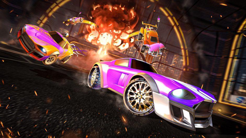 El coche Nemesis de Rocket League llega gratis para los miembros de Twitch Prime