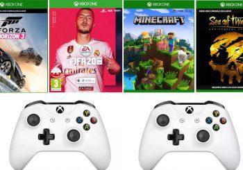 Una oferta provoca un aumento brutal de Xbox One en las listas de venta de UK