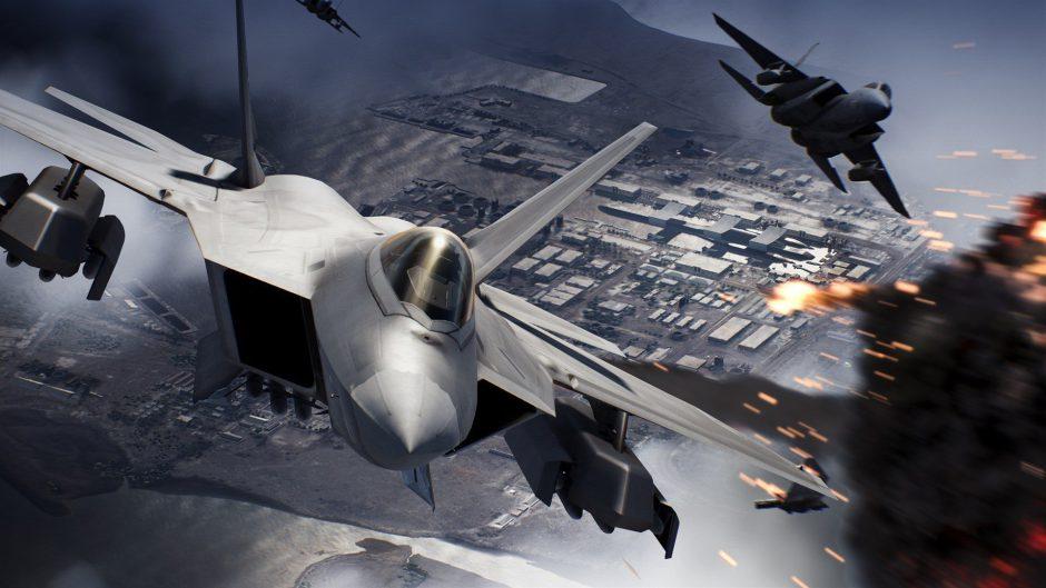 Ace Combat 7: Skies Unknown recibirá mañana una nueva actualización gratuita