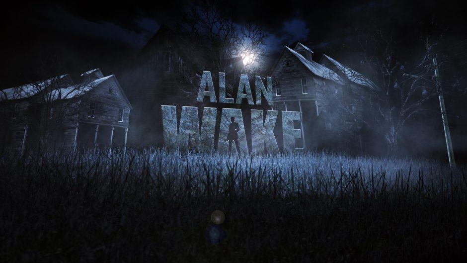 Filtrado para octubre Alan Wake Remastered en Xbox, PS5 y PS4