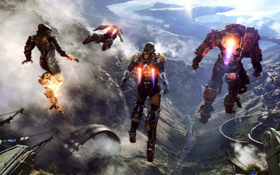Bioware detalla como mejorará el sistema de loot de Anthem