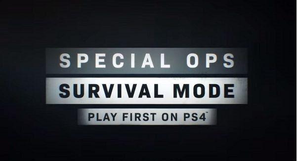 Call of Duty: Modern Warfare tendrá un modo exclusivo en PS4 durante todo un año