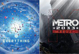 La Epic Games Store ofrece gratis Everything y Metro: 2033 Redux