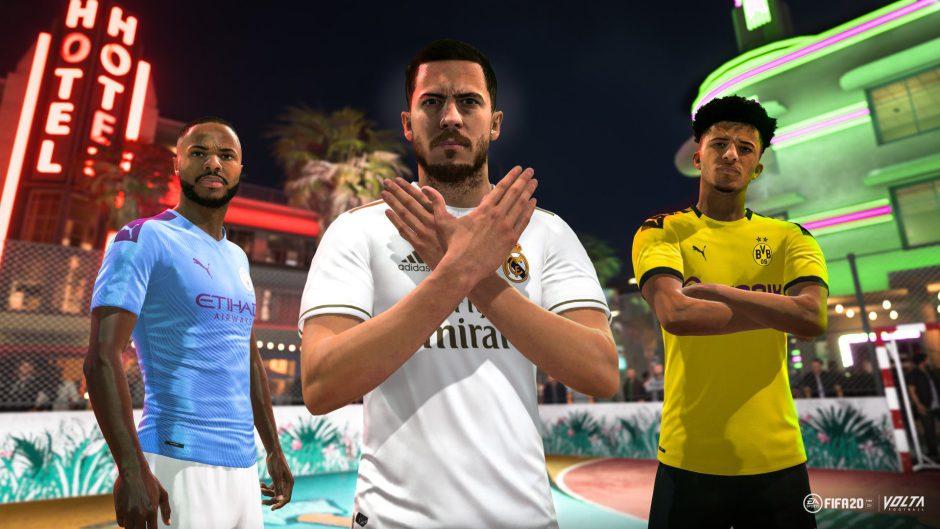 FIFA 20 se incorpora al baúl de EA Access