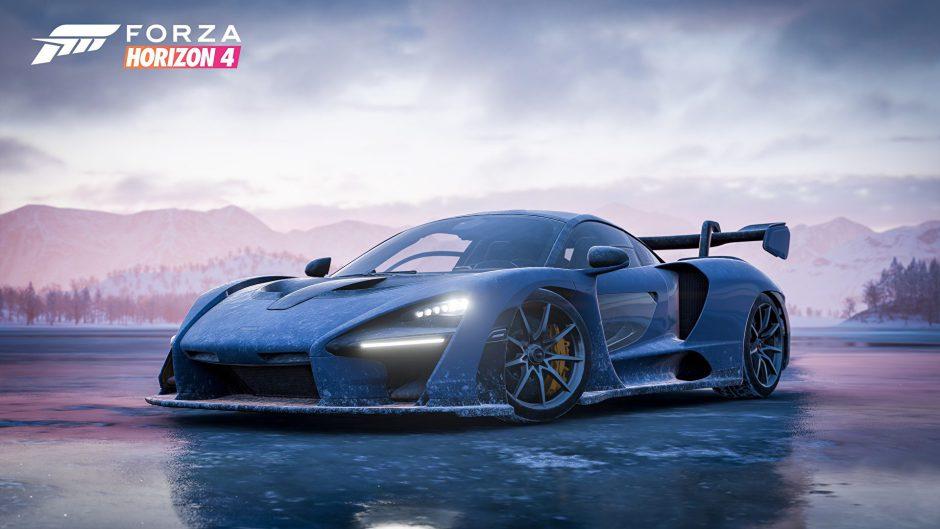 Forza Horizon 4 al borde del fotorrealismo a 8K y con Ray Tracing