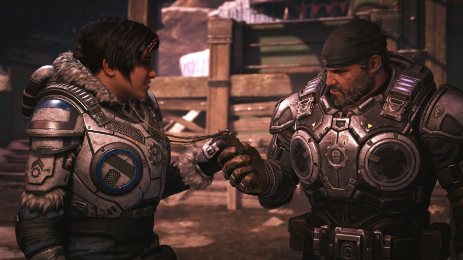 The Coalition habla del futuro de Gears of War tras Rod Fergusson