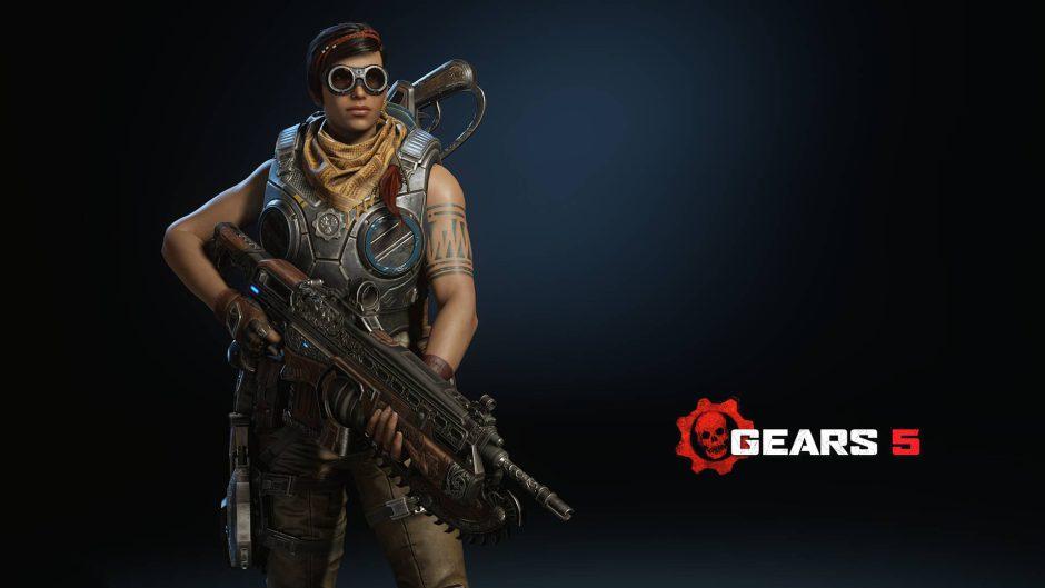 Nuevas skins, animaciones y ejecuciones llegan a Gears 5 esta misma semana
