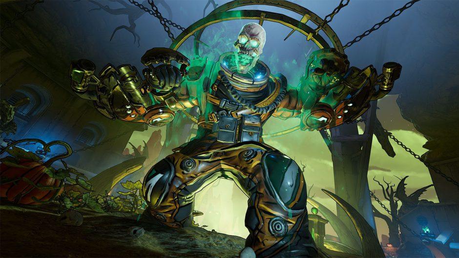 """Borderlands 3 presenta el evento de Halloween """"Cosecha Sangrienta"""""""