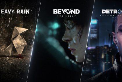 Pronto conoceremos nuevos proyectos en los que trabaja Quantic Dream