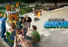 Minecraft Earth: líder en descargas de la Apple App Store en Estados Unidos