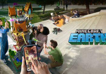 Minecraft Earth: líder en descargas de la Apple App Store en Estados Unidos