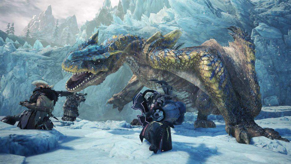 Monster Hunter World: Iceborne alcanza los 2,5 millones de copias distribuidas