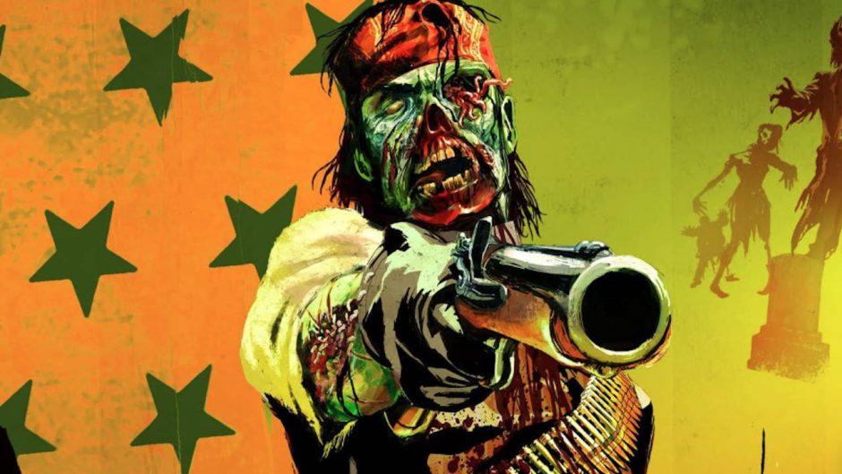 ¡Ojo! Los zombis están llegando a Red Dead Redemption 2