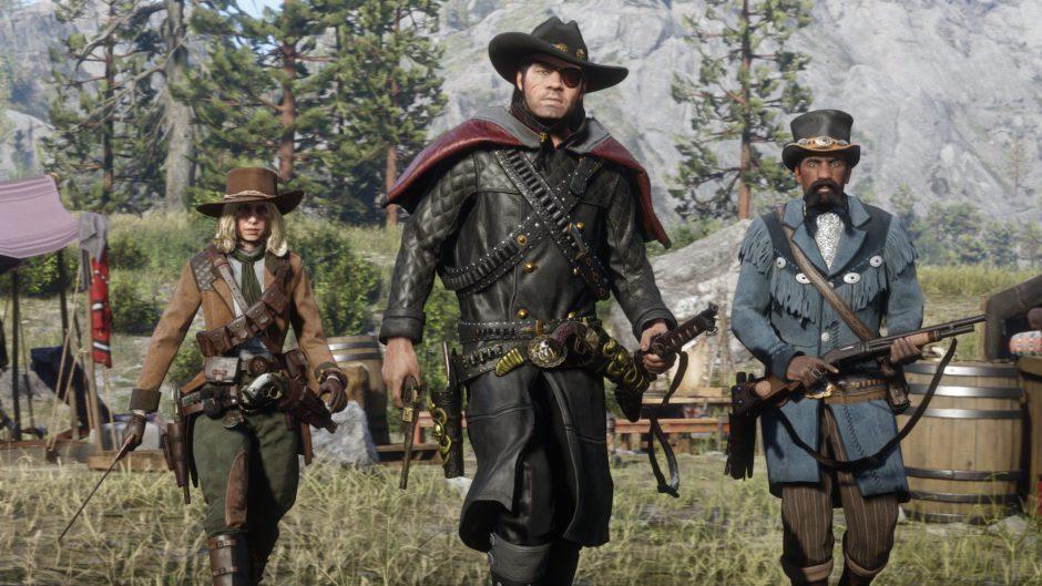 Red Dead Online se actualiza el próximo 10 de septiembre en Xbox One