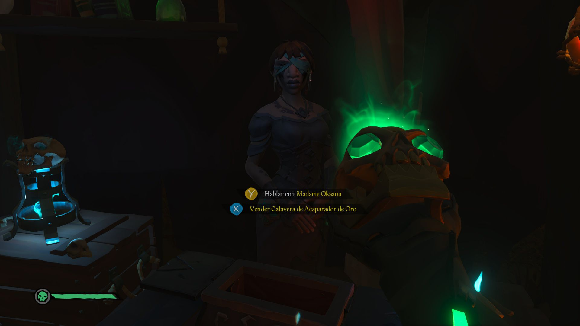 Sea of Thieves Tall Tales Shores of Gold