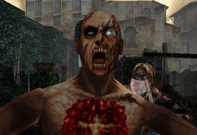 Un remake de The House of The Dead 1 y 2 estaría en preparación