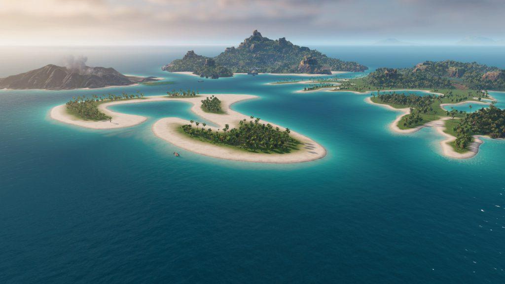 Análisis de Tropico 6