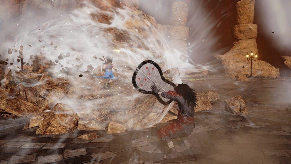 Madara Uchiha llega a Jump Force