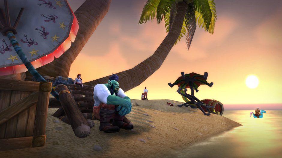 ¡Solo hoy! Celebrad el Día de los Piratas en World of Warcraft con un evento especial