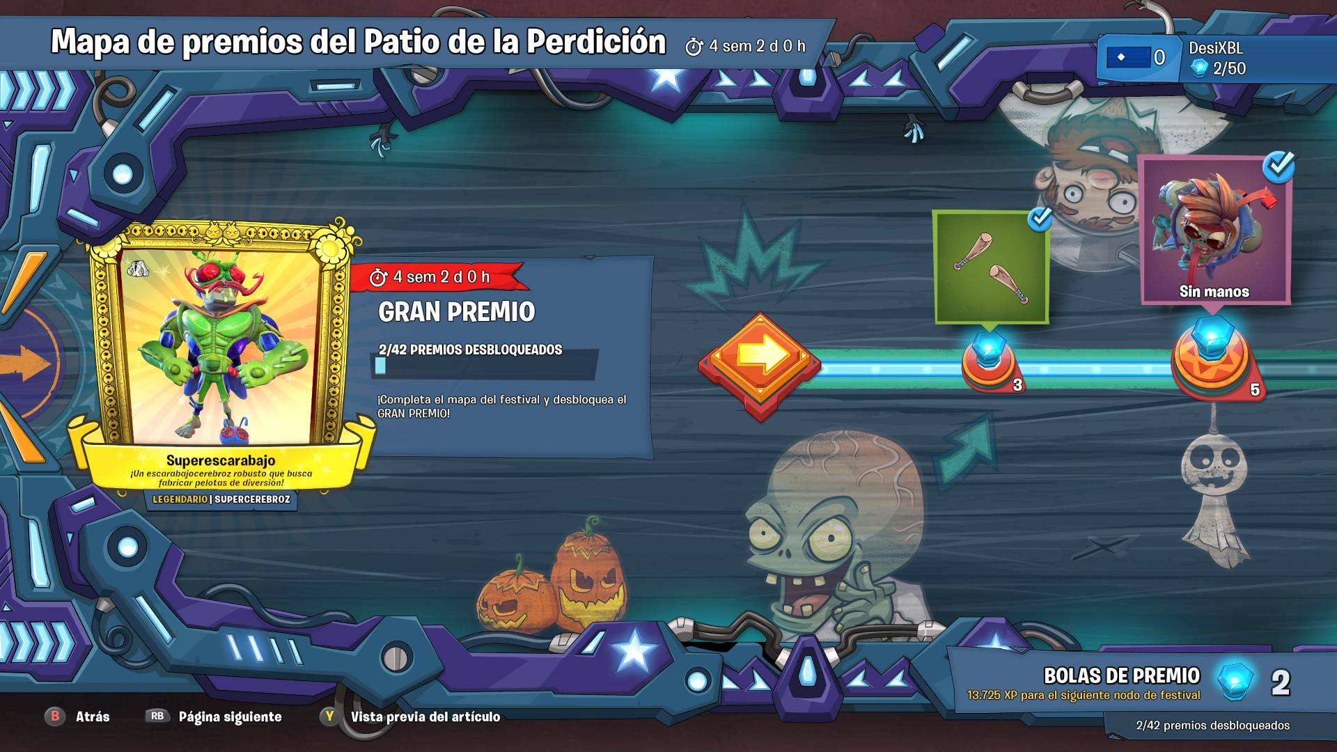 Análisis de Plants vs. Zombies: La Batalla de Neighborville